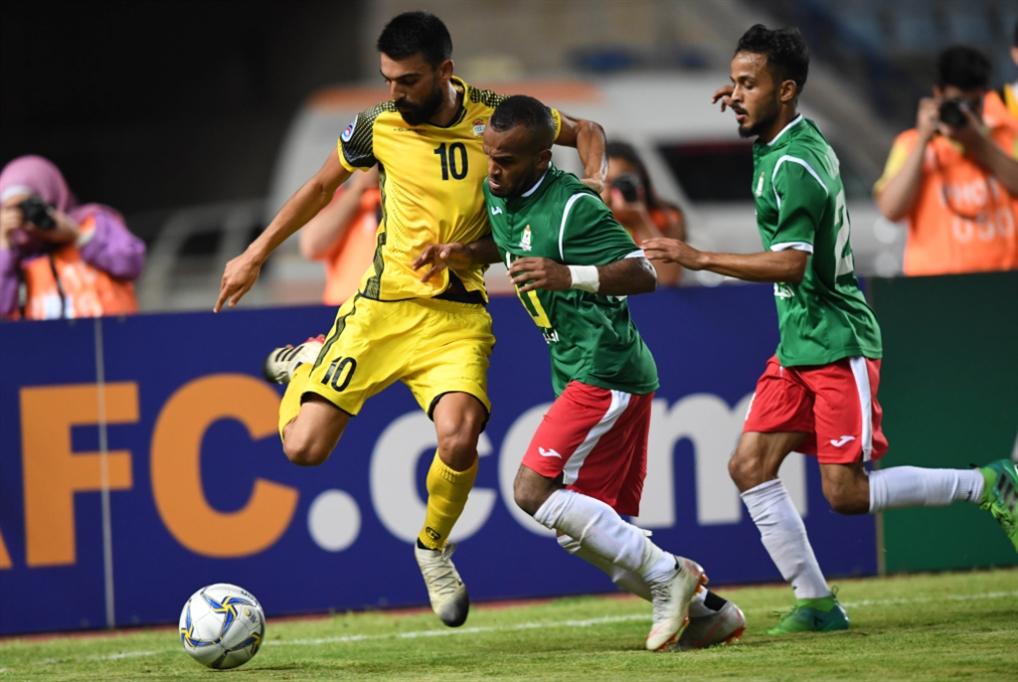 إلغاء كأس الاتحاد الآسيويّ خدمةً للكرة اللبنانية!