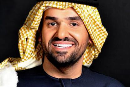 حسين الجسمي «بالبنط العريض»: ملايين المشاهدة