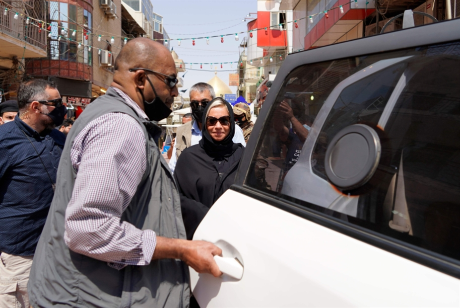 السيستاني محذّراً من التقسيم: لإجراء الانتخابات المبكرة في موعدها