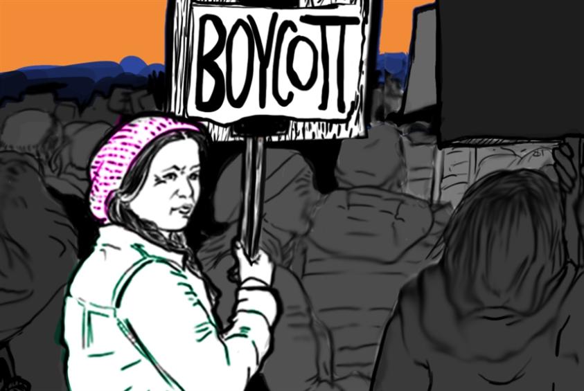 BDS لصنّاع المحتوى العرب: قاطعوا The Next Nas Daily