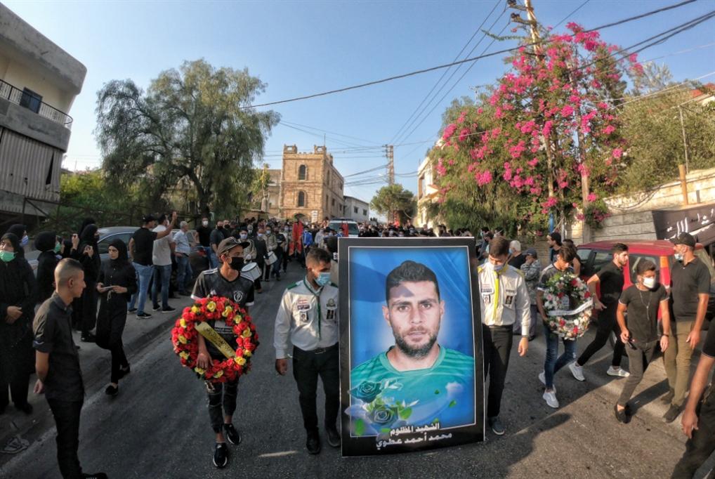 الخسارة الكبيرة... لبنان يودّع محمد عطوي