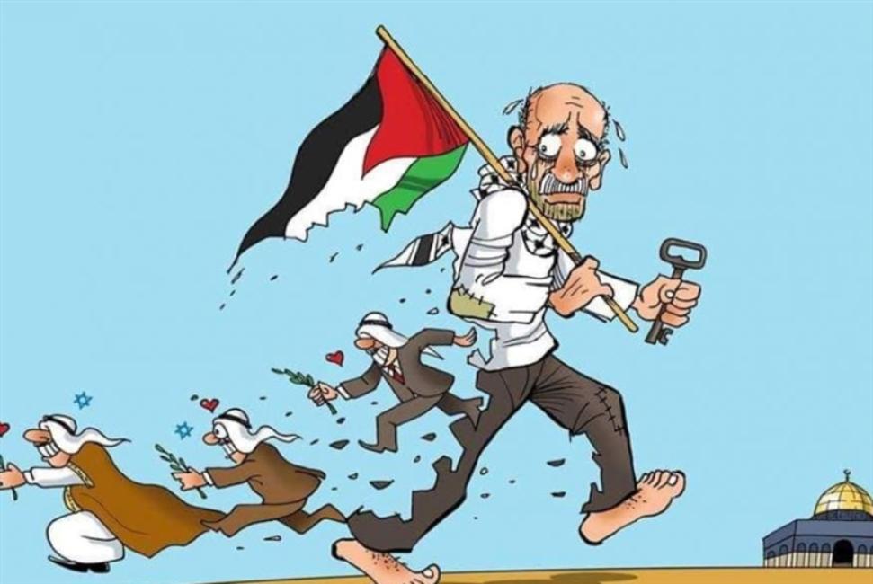 اتفاقية العار بين الإمارات وإسرائيل... وصلت إلى السينما!
