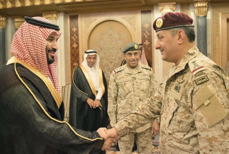 موجة «ريتز كارلتون» جديدة: ابن سلمان يطيح «أمير حرب اليمن»
