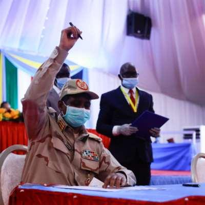 السودان   اتفاق جوبا: محاصصة برداء «السلام»
