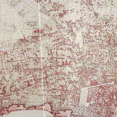 الجميزة ومار مخايل: قرنان من العمران يرسُمان صورة المدينة التاريخية