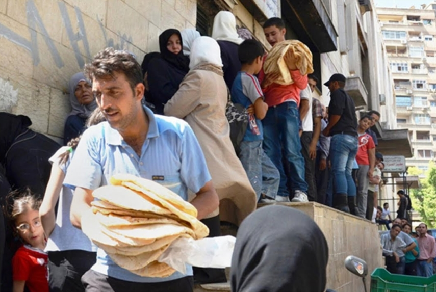 الطوابير أمام الأفران أيضاً: أزمة الخبز تتصاعد