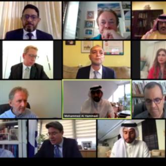 صحافيون عرب يشاركون في مهزلة التطبيع!