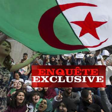 الجزائر تقاضي m6  الفرنسية