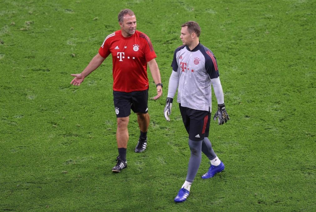 الأندية الألمانية تتخوّف من تحرير لاعبيها الدوليين