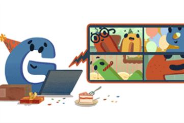 «غوغل» يحتفل بعيده الـ22