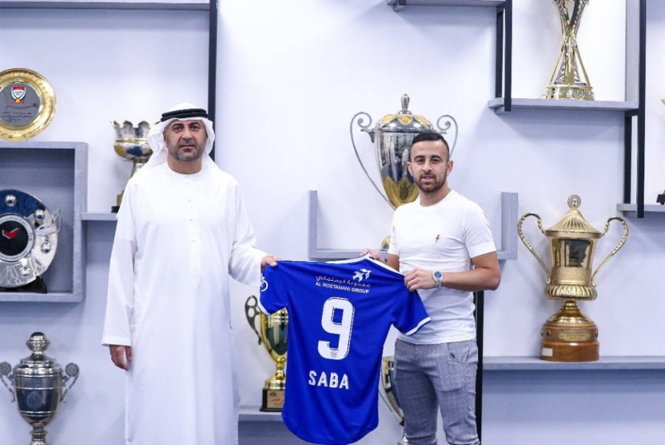نادٍ إماراتيّ يتعاقد رسمياً مع لاعب إسرائيليّ