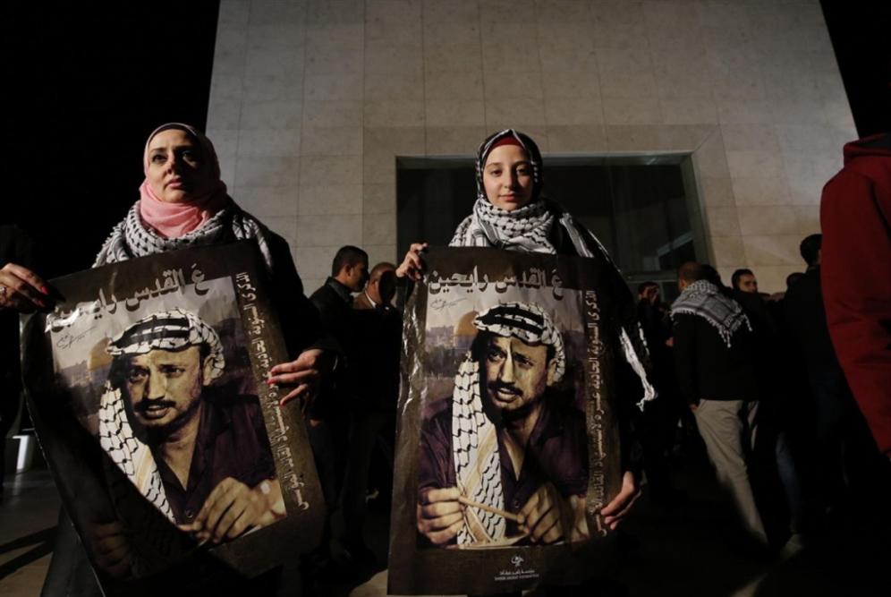 الإمارات تُصعّد هجمتها على السلطة: نبش ملفّ عرفات