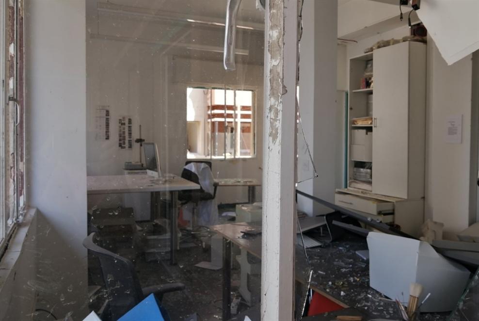 «المؤسسة العربيّة للصورة» ومتحف سرسق بعد الانفجار:   «ألبوم الخسارة»
