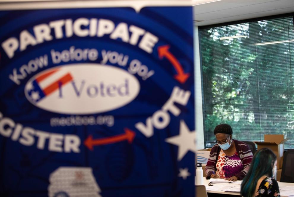 بدء الاقتراع عبر البريد يُعمّق الانقسام الأميركي