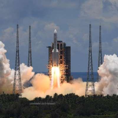 للمرة الأولى... الصين تُطلق مركبة فضائية قابلة لإعادة الاستخدام