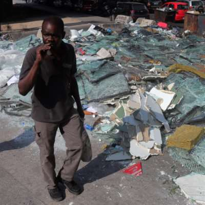 عودة أزمة النفايات