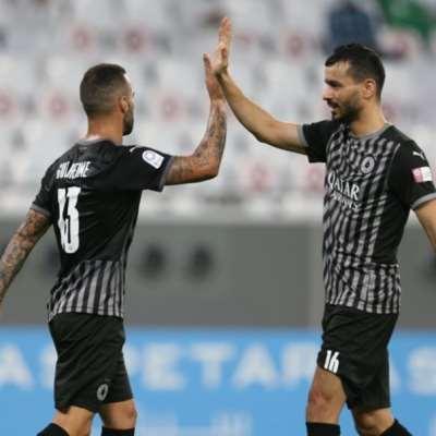 شاهد: لاعب عربي يسجّل هدفاً استثنائياً