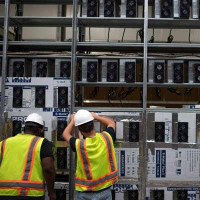 محالّ بيع العملات الرقمية تسرق كهرباء «مصلحة الليطاني»