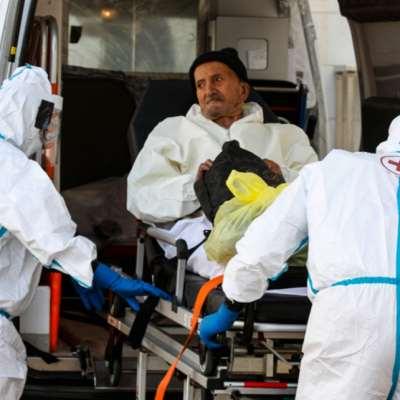 في قلب الجحيم: الإصابات إلى أكثر من عشرة آلاف يومياً «إغلاق حديدي» بعد انهيار القطاع الإستشفائي