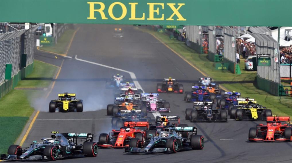 صورة تأجيل جائزتَي أستراليا والصين في الفورمولا 1
