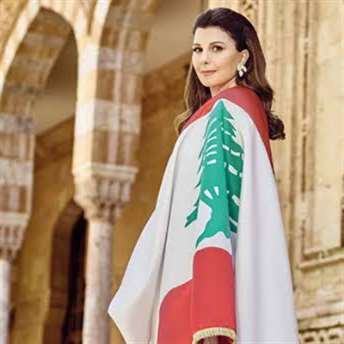 ماجدة الرومي مبتهجة بالمصالحة الخليجية