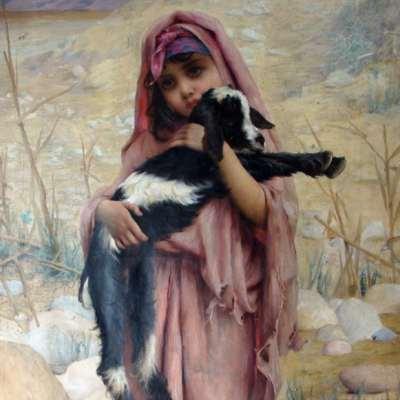 أغنية لراعية الماعز