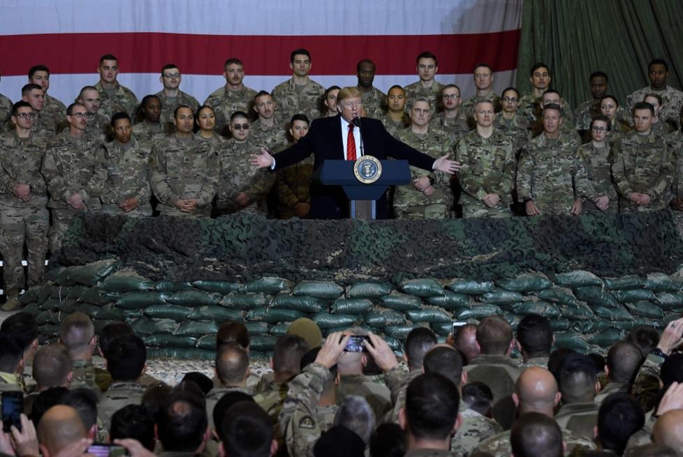 ترامب يقلّص الحضور العسكري في غرب آسيا