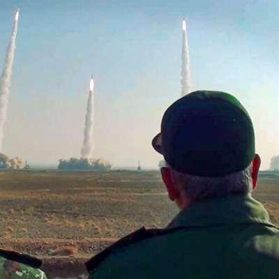 مناورات بالصواريخ الباليستية: إيران ترسم خطوطها الحمر