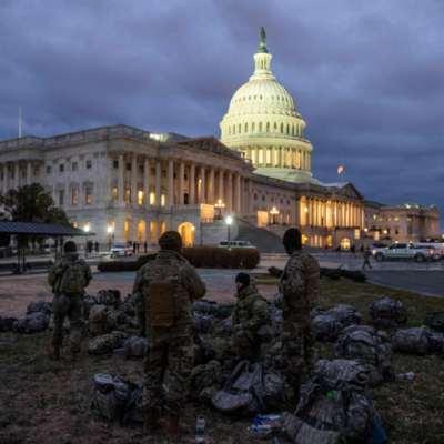 واشنطن منطقة عسكرية: حفل «لمّ الشمل» لا يوحّد الأميركيين