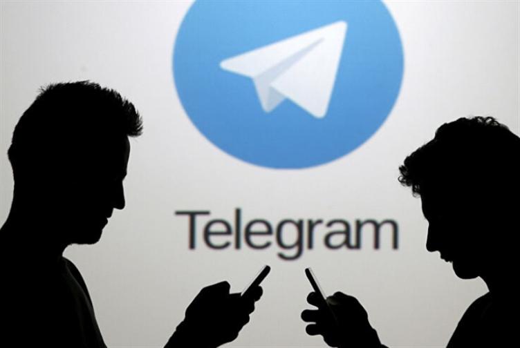 «تليغرام» يحجب مئات المنشورات لأنصار ترامب