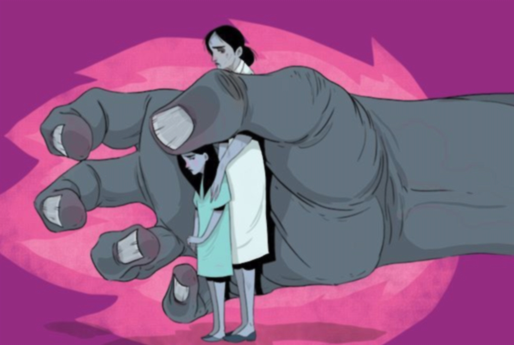 العنف الأسريّ في ظلّ الأزمة الاقتصاديّة وجائحة «كورونا»