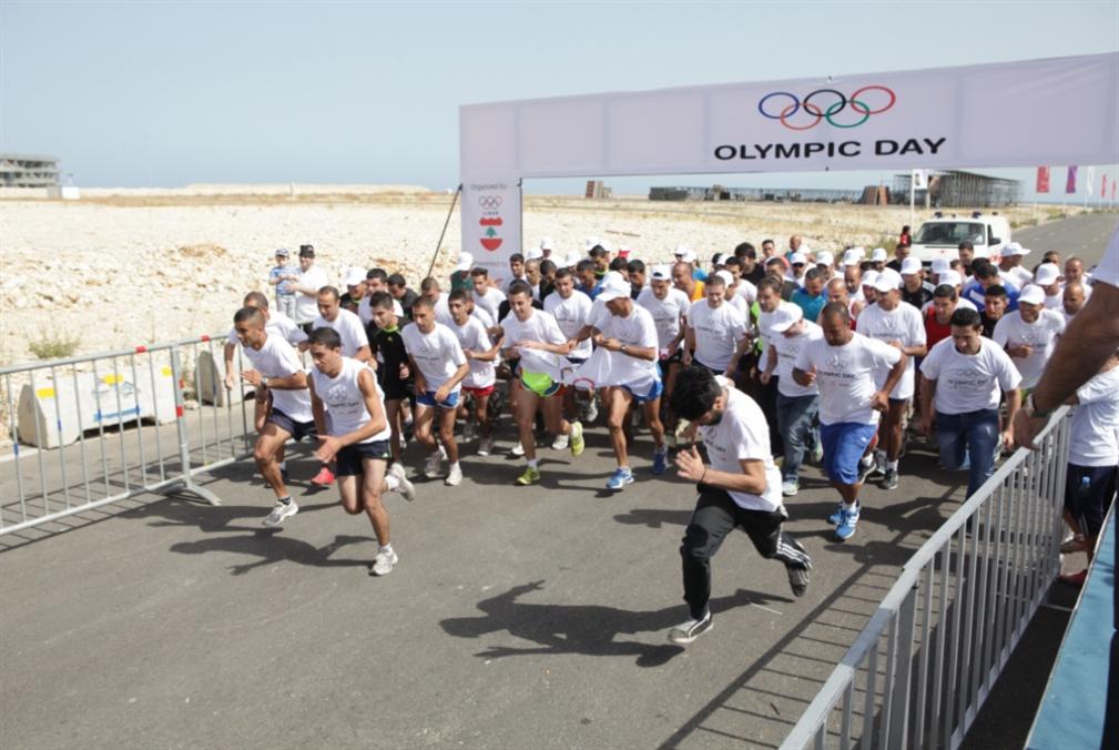 انتخابات اللجنة الأولمبية