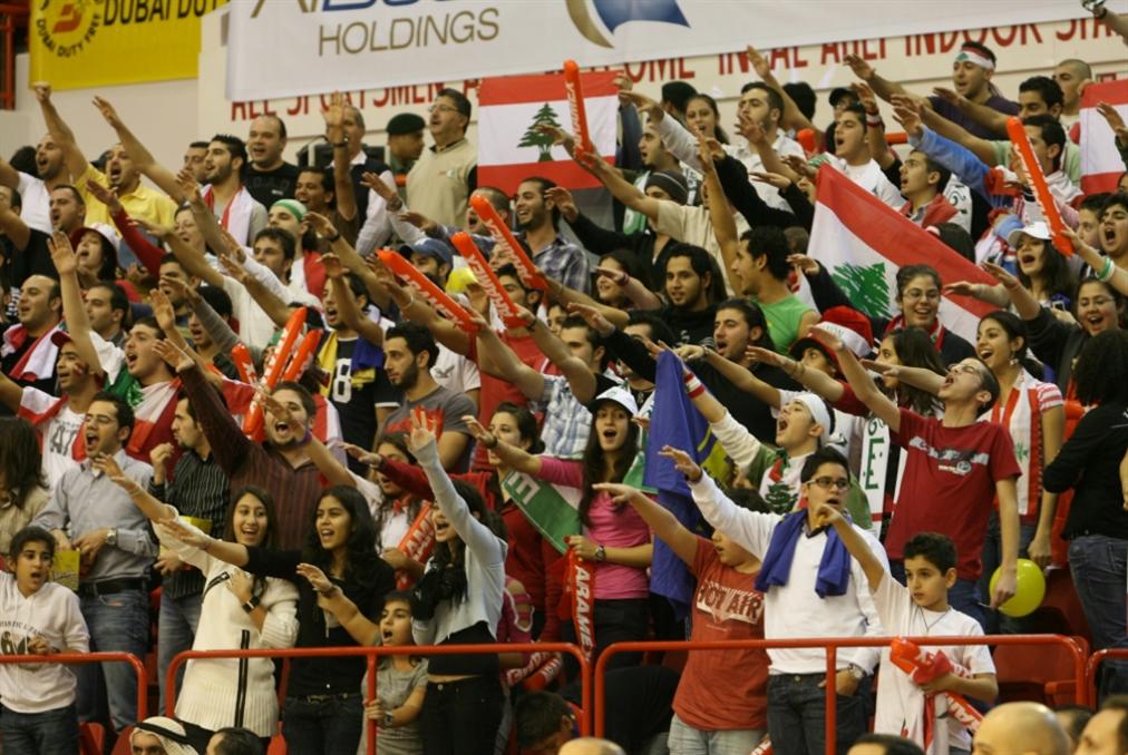 بطولة الجالية اللبنانية في الإمارات بكرة السلة