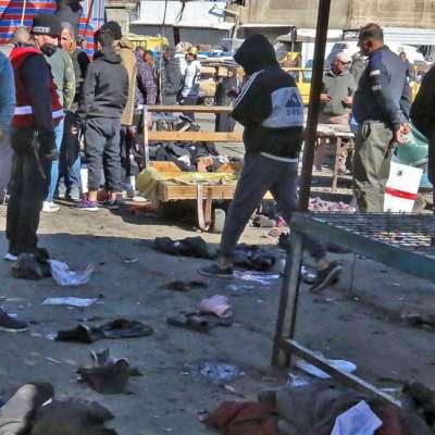 خميس بغداد الدامي: انتعاش آمال وَرَثَة  الاحتلال