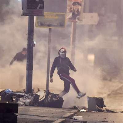تونس | أحداث العنف الليلي: أزمة السلطة والطبقات الشعبية