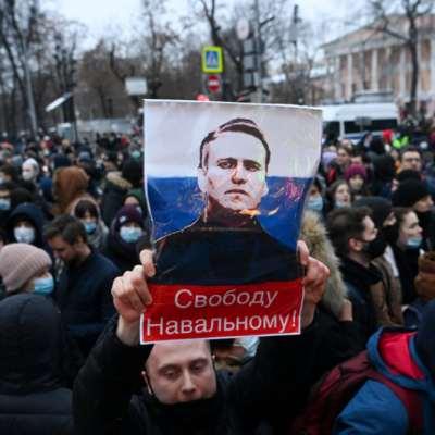 "نافالني ""يُشعل"" الأجواء بين موسكو وواشنطن: تحرّكٌ أميركي مشبوه دعماً للتظاهرات"