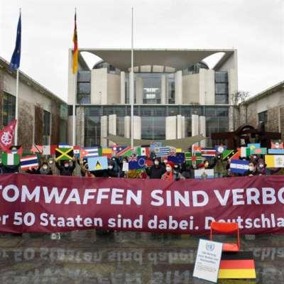 اتفاقيّة حظر الأسلحة النوويّة: تقاعس غربيّ يُضعِف المفاعيل