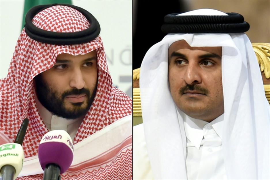 ترامب يتمّم المصالحة الخليجية: ابن سلمان وتميم يوقّعان اليوم