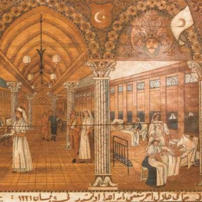 معرض عابر للذاكرة العربية في «دار النمر» | «صندوق الفرجة» يحكي التحوّلات الكبرى في  تاريخنا المتشعّب