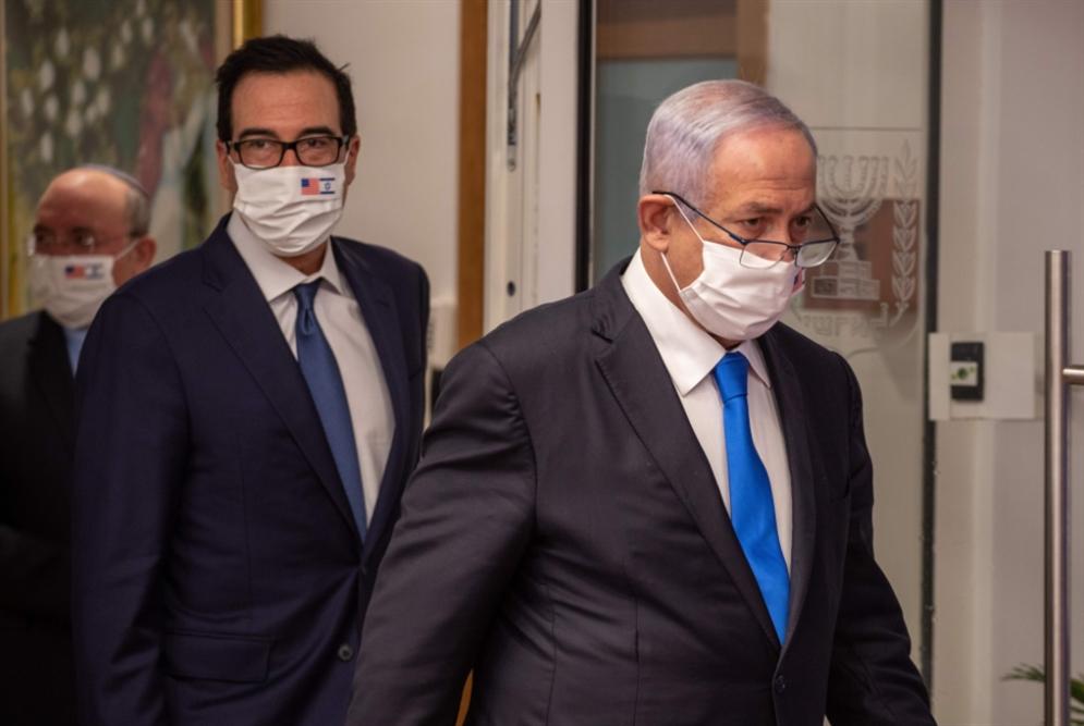 نتنياهو يرثي «وزير العقوبات» الأميركية