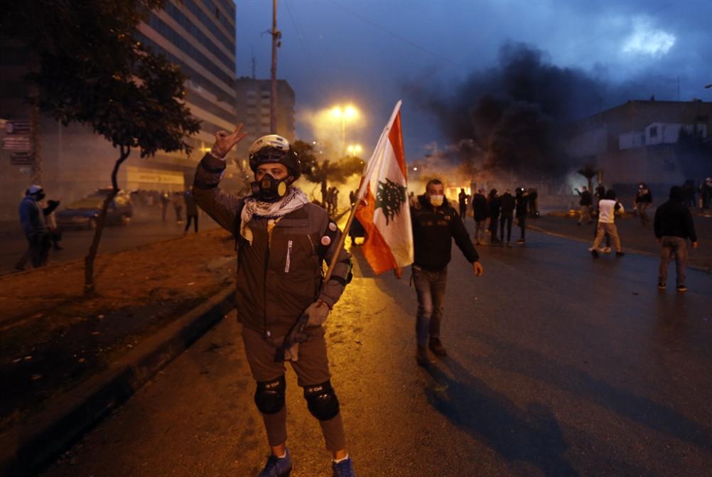 موقوفو احتجاجات طرابلس: تعذيب ومخالفات بالجملة