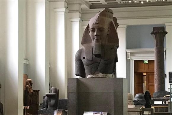 المتحف البريطانيّ: رحلة إلى العالم القديم