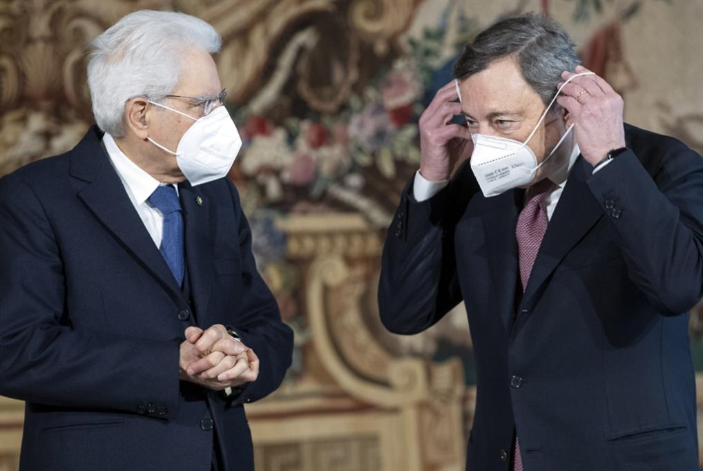 «سوبر ماريو» الإيطالي: لا  حلول لأزمة النظام