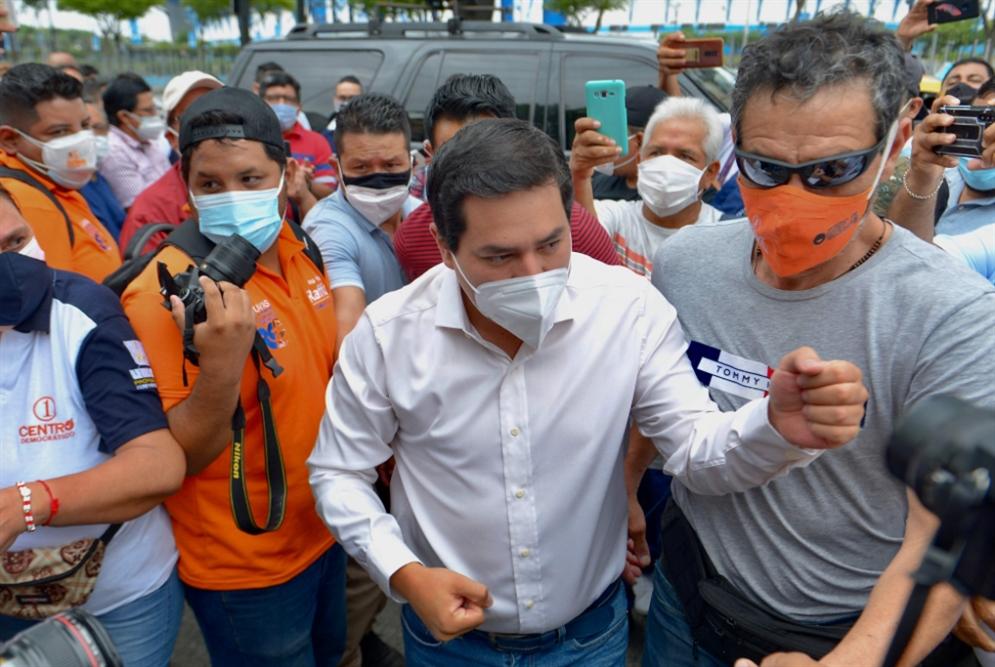 واشنطن خلف يمين الإكوادور: معاً لـ«سرقة» الانتخابات