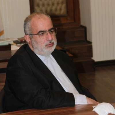 حسام الدين آشنا: لعودة متزامنة إلى الالتزامات وأيّ بنود جديدة مرفوضة