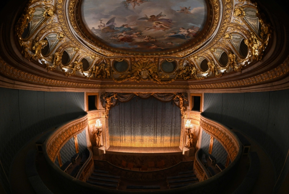 إعادة تأهيل مسرح ماري أنطوانيت في «فرساي»