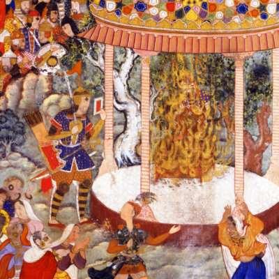 منظومة تكفيرية ترى نفسها تعبيراً عن الارادة الالهية: مَن قتل دارا الزرادشتي؟