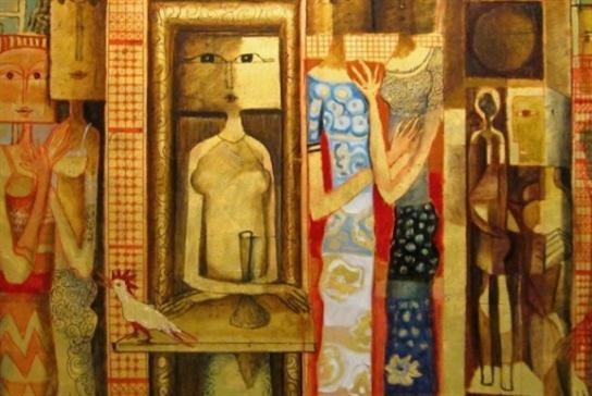 «إيجيبت آرت فير»: ملتقى الفنانين العرب