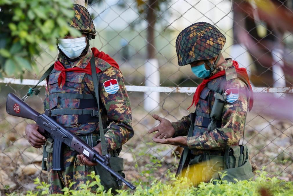 انقلاب ميانمار ينعش المواجهة الصينية ــــ الأميركية