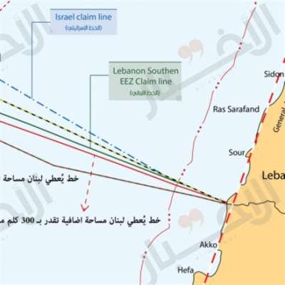 إهمال مراسلات ودراسات: من نيترات الامونيوم إلى ترسيم الحدود | هل يمنع لبنان التفريط بـ1400 كلم2 من مياهه؟